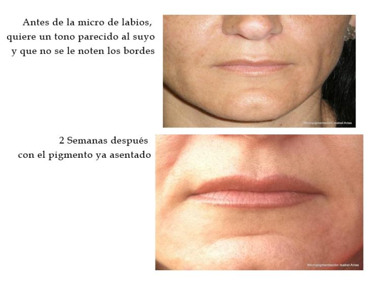 Tatuaje de labios